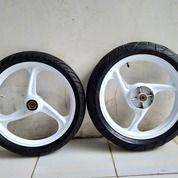 VELG RACING BOY Ban Michelin (27326423) di Kab. Bekasi