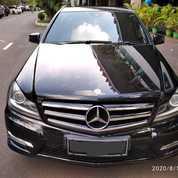 Mercedes Benz C200 Edition 2014 Hitam Low Km!!! Hrg 310.000.000 (27335271) di Kota Jakarta Selatan