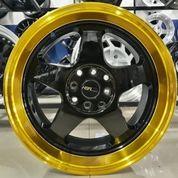 Velg Mobil Pelak Celong Velk LOUD JD805 HSR Ring 16 Untuk Yaris Mobilio Calya Avanza Livina (27336779) di Kab. Pemalang
