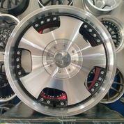 Velg Mobil Pelek Racing EUROLINE DH JD249 HSR Ring 15 Untuk Mobilio Karimun Agya Avanza Xenia (27337271) di Kota Salatiga