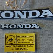 SET STIKER HONDA Dan STIKER SITEM ROTARI Bahan Anti Air (27338871) di Kota Semarang