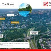 Kavling Bsd City The Green Siap Bangun Promo Diskon (27346819) di Kota Tangerang Selatan