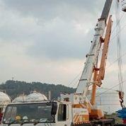 Mobile Crane Zoomlion QY25V Kapasitas 25 Ton Tahun 2014 (27349227) di Kota Jakarta Timur
