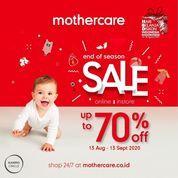 Mothercare Sale Up To 70% (27353419) di Kota Jakarta Selatan