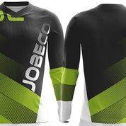 Jersey Sepeda Desain Bebas (27353475) di