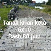 Tanah Kavling Murah 5x10 Krian Sidoarjo (27353607) di Kab. Sidoarjo