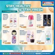 INDOMARET STAY HEALTHY AND STAY FRESH PROMO (27354127) di Kota Jakarta Selatan