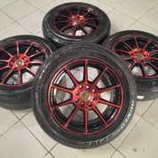 Ready Velg Racing Murah Ring 15 Pcd 8X100-114,3 Plus Ban Avanza Xenia Livinnna Dll (27354807) di Kota Jakarta Barat
