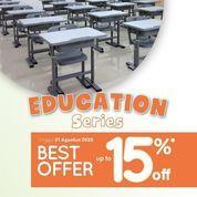 Informa Education Best Offer 15% (27355947) di Kota Jakarta Selatan