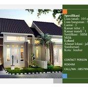 Rumah Minimalis Lokasi Strategis Akses Jalan Mudah (27360479) di Kab. Jember