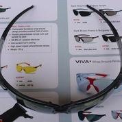 Kacamata red mirror King'S ky 717,king Safety Eyewear ky717, (2736154) di Kota Jakarta Pusat