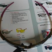 safety glass silver mirror kingky734,kacamata King'S KY 734 (2736256) di Kota Jakarta Pusat
