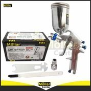 Spray Gun / Semprotan Cat Tabung Atas Mollar 400 Ml MLR-AT F75G (27372387) di Kota Magelang