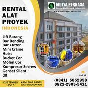 Rental Alat Proyek Se Indonesia (27374695) di Kab. Kotawaringin Timur