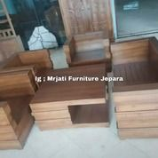 KURSI BOX 3211 FULL JATI (27380539) di Kota Jakarta Selatan
