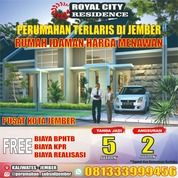 RUMAH MEWAH JEMBER ROYAL CITY RESIDENCE KALIWATES (27385347) di Kab. Jember