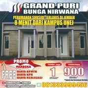 RUMAH SUBSIDI GRAND PURI BUNGA NIRWANA SUMBERSARI (27385455) di Kab. Jember