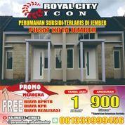RUMAH SUBSIDI ROYAL CITY ICON KALIWATES JEMBER (27385519) di Kab. Jember