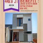 Rumah Syariah Cimahpar Strategis Di Bogor Utara KPR Developer Dan Bisa KPR Bank (27397923) di Kota Bogor