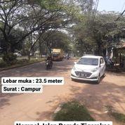 Tanah Tigaraksa 3.223m2 Nempel Jalan Pemda Kab Tangerang Banten (27399767) di Kab. Tangerang