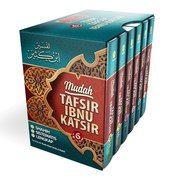 Buku Mudah Tafsir Ibnu Katsir Edisi Lengkap ( 6 Jilid ) (27401407) di Kab. Kendal