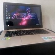 Laptop Game Desain Asus Core I3 Gen 6, RAM 12 GB, SSD 120 GB MURAH (27402283) di Kota Depok