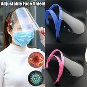 Face Shield APD Dental Buka Tutup Pelindung Wajah Corona - Merah Muda, 0 (27404659) di Kota Surakarta