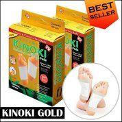 Kinoki Gold Koyo Kaki Kesehatan 1 Box Isi 10 Pcs (27410471) di Kota Surakarta