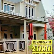 Rumah 2 Lantai Desain Kekinian Dekat Stasiun Lenteng Agung, Jakarta Selatan (27412135) di Kota Jakarta Selatan