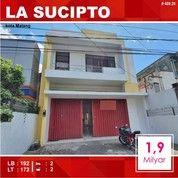 Rumah Toko Luas 172 Di LA Sucipto Blimbing Kota Malang _ 409.20 (27412623) di Kota Malang