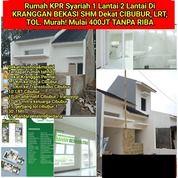 Perumahan KPR Syariah 400JTan (36/52) Di Cibubur, Bekasi Dekat Tol, Stasiun LRT Cibubur (27413003) di Kota Bekasi