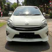Toyota AGYA TRD Sportivo 1.0 At 2016 Putih BU (27414431) di Kota Jakarta Timur