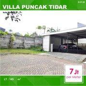 Tanah Kavling Luas 145 Di Villa Puncak Tidar Kota Malang _ 411.20 (27414711) di Kota Malang