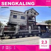 Rumah 2 Lantai Luas 300 Di Bukit Sengkaling Kota Malang _ 412.20 (27414755) di Kota Malang