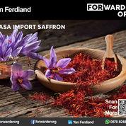 Jasa Import Saffron Dari Iran Dan Eropa   Forwarder Org (27419143) di Kota Jakarta Barat