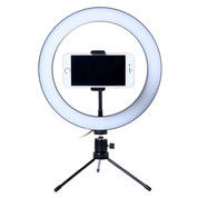 Lacyfans Lampu Halo Ring Light LED Selfie 120 LED 10 Inch Holder RL128 (27419467) di Kota Surakarta