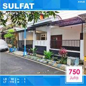 Rumah Murah Luas 119 Di Sulfat Titan Kota Malang _ 414.20 (27428311) di Kota Malang