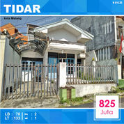 Rumah Murah Luas 133 Di Tidar Permai Kota Malang _ 416.20 (27429255) di Kota Malang