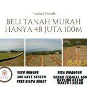 Tanah Murah Hanya 48 Juta Per 100 Meter Di Cariu Bogor (27433435) di Kab. Bogor