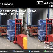Jasa Import Barang Lartas Dari Asia Dan Eropa   Forwarder Org (27436179) di Kota Jakarta Barat