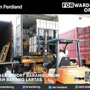 Jasa Import Barang Umum Dan Barang Lartas   Forwarder Org (27436203) di Kota Jakarta Barat