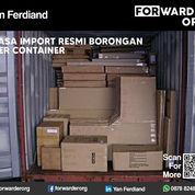 Jasa Import Resmi Borongan Per Container   Forwarder Org (27436243) di Kota Jakarta Barat