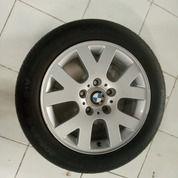 Velg Copotan BMW Ring 16 Pcd 5X120 Plus Ban Free Spooring Balancing (27436427) di Kota Jakarta Barat