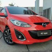 Mazda 2 Type RZ 1.5 AT 2014 Merah B.U (27448455) di Kota Jakarta Timur