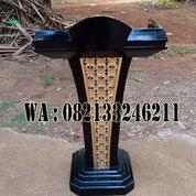 Podium Minimalis Warna Hitam (27455547) di Kab. Jepara