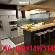 Jasa Pembuatan Mini Bar Dapur Yogyakarta (27460411) di Kab. Bantul