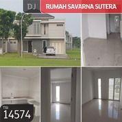 Rumah Suvarna Sutera, Cluster Akasia, Tangerang, 12x25m, 2 Lt, PPJB (27465771) di Kota Tangerang
