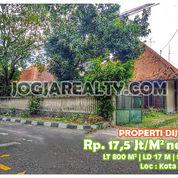 Properti Tanah Kawasan Premium Kotabaru Jogja (27469263) di Kota Yogyakarta