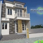 Rumah Mewah Surabaya 2 Lantai Minimalis Modern (27472035) di Kab. Sidoarjo