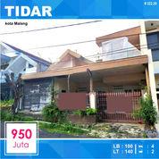 Rumah 2 Lantai Luas 140 Di Tidar Bawah Kota Malang _ 322.20 (27484171) di Kota Malang